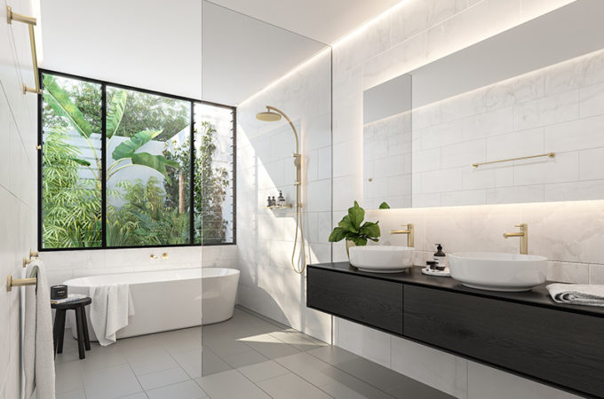 5 tips for choosing the perfect bathroom tile for your home