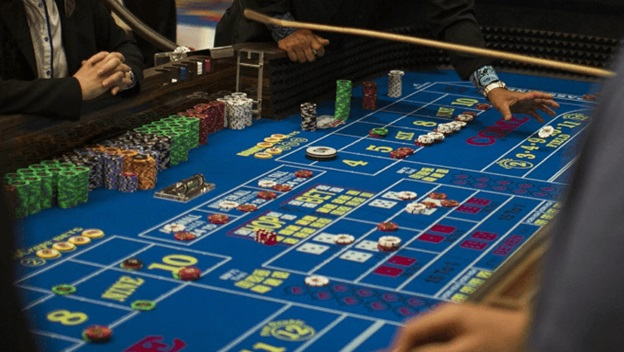 Pennsylvania Craps Games Through Parx Casino Can Be an Exciting Experience