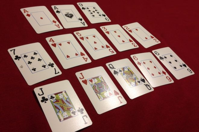 Avail thorough idea on how to play Chinese Poker