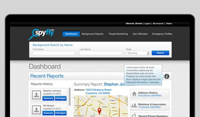 Not sure if you have a warrant? Check SpyFly Public Record Search First