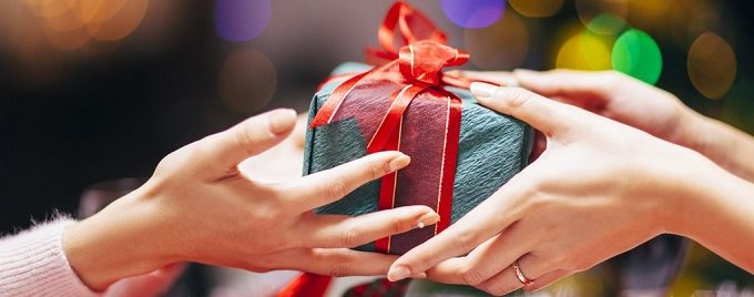 Is that particular occasion coming but you don't have the ideal gift still?
