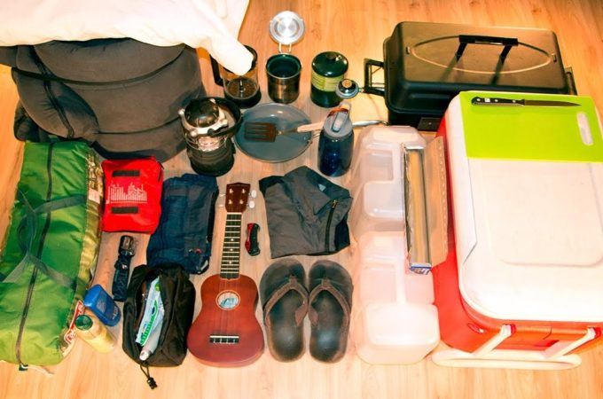 Essential Things to Pack for Camping