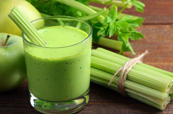 Benefits Of Taking Celery Juice