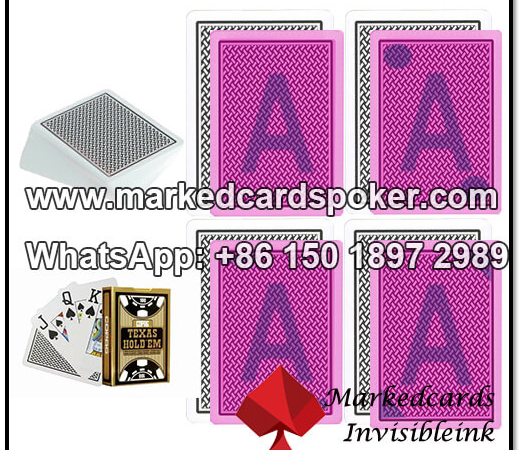 Level-Up Your Poker Playing Skills With Copag Marked Cards